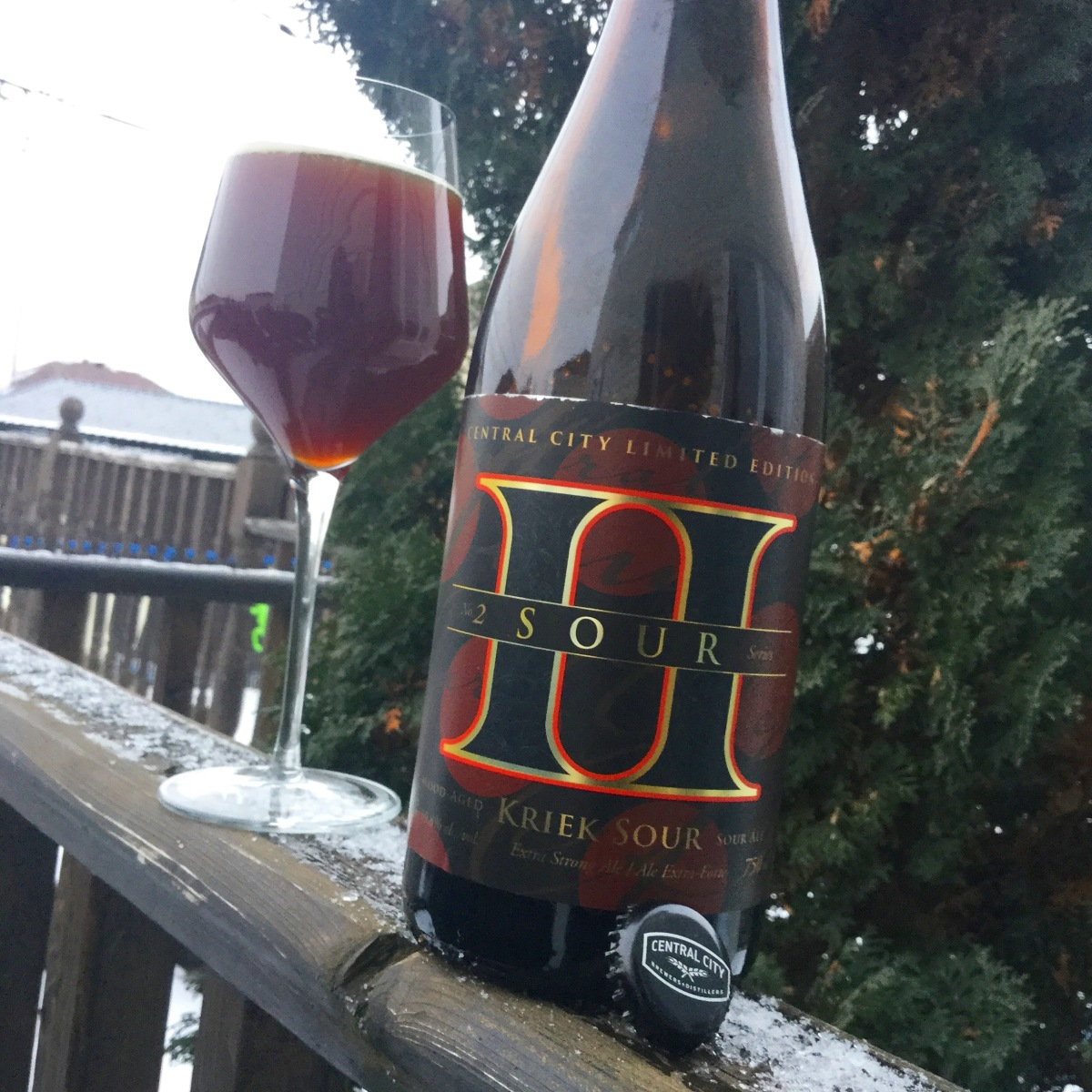 Kriek Sour No. 2